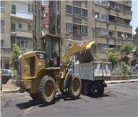 محافظ الجيزة: فتح شارع ثروت أمام الحركة المرورية