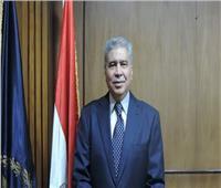 محافظ المنيا يهنئ الرئيس السيسي بذكرى ثورة 30 يونيو المجيدة
