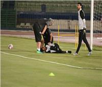 الزمالك يطمئن على «جنش» بعد تعرضه للإصابة مع منتخب مصر