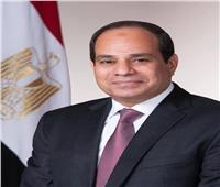 السيسي: مصر تدعم الجهود الأممية الهادفة لصون السلم والأمن الدوليين