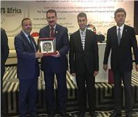 وزير الفلاحة التونسي يُكرم نقابة المهندسين المصرية