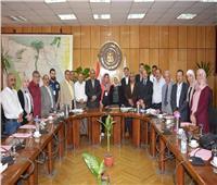 الأردن تطلع على تجربة مصر في التشغيل وخفض نسبة البطالة