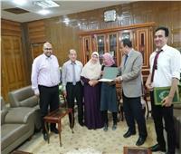 «شوشة» يهنيء الفائزين بمنحة مبادرة «ابدأ وطور مشروعك» في سيناء