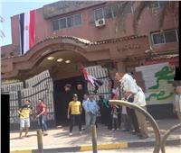 بدء الاحتفالات بحي شرق شبرا الخيمة بمناسبة ذكرى ثورة ٣٠ يونيو
