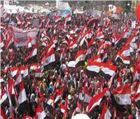 الجالية المصرية فى النمسا تهنىء الرئيس السيسي بالذكرى السادسة لثورة «30 يونيو»