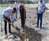 احتفالا بـ«30 يونيو».. انطلاق مبادرة «ازرع شجرة تحصد أملا» في جمصة