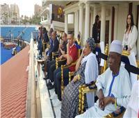 أمم إفريقيا 2019| رئيس الكاف يتابع مباراة مدغشقر ونيجيريا من استاد «الإسكندرية»