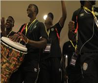 أمم إفريقيا 2019| وصول مميز للاعبي زيمبابوي قبل مواجهة الكونغو