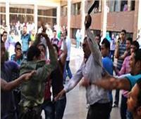 طالبان يتعديان على مراقب بإحدى لجان الثانوية العامة بكفر الشيخ