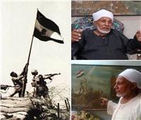 وفاة أول من رفع علم مصر على خط بارليف بحرب أكتوبر
