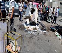 ارتفاع عدد المصابين لـ14 شخصا في انفجار أسطوانة غاز بالإسكندرية