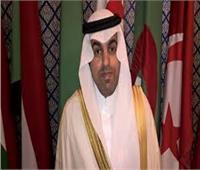 رئيس البرلمان العربي يبعث رسالة تضامن لـ «أهالي الجولان المحتل»