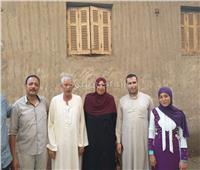 طالبتا كفر الشيخ تحصدان المركز الأول على مستوى المداس التجارية والزراعية
