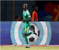 «ماني» أفضل لاعب في مباراة السنغال وكينيا