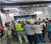 صور  الإسكندرية تصادر اسطوانات الغاز من الباعة الجائلين