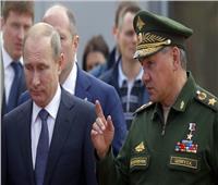 بوتين يلتقي مع وزير الدفاع الروسي بعد مقتل بحارة