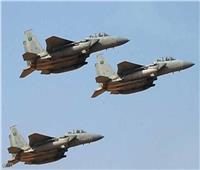 التحالف العربي يدمر آليات وشاحنات تحمل أسلحة للحوثيين في الضالع اليمنية