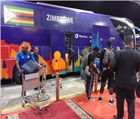 أمم إفريقيا 2019| منتخب زيمبابوي يغادر مطار القاهرة بعد وداع «الكان»