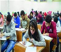 ثانوية عامة 2019  إصابة ٥ طلاب بالإغماء بكفر الشيخ