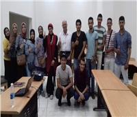 لأول مرة بلغة الإشارة.. دورة تدريبية في ريادة الأعمال بجامعة الإسكندرية