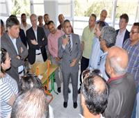 بمنحة ألمانية.. افتتاح مدرسة «كوم الدباينة» في أسيوط