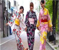 بعد أزمة كيم كارداشيان| كل ما تريد معرفته عن «الكيمونو» الزي التقليدي باليابان