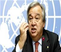 جوتيريش يدعو لتحقيق مستقل في الضربة الجوية على مركز للمهاجرين بليبيا