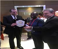 أمم إفريقيا 2019| منتخب ناميبيا يغادر مطار القاهرة بعد وداع «الكان»