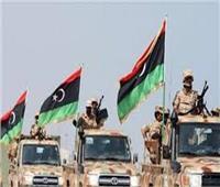 توقف الملاحة الجوية بمطار معيتيقة الليبي بعد تعرضه للقصف
