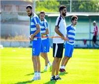 مرتضى منصور يطمئن على بعثة الزمالك في قبرص
