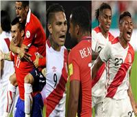 تعرف على تشكيل تشيلي وبيرو في مباراة نصف نهائي كوبا أمريكا