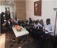 أمم إفريقيا 2019| منتخب تنزانيا يغادر مطار القاهرة بعد وداع «الكان»