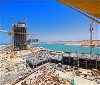 طرح ثاني أعلى برج على البحر المتوسط وشاليهات وفلل بالعلمين الجديدة