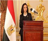 مايا مرسى: نفخر بالقيادة السياسية المصرية الداعمة للمرأة