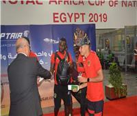 أمم إفريقيا 2019| منتخب موريتانيا يغادر مطار القاهرة بعد وداع «الكان»
