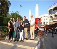 «شارع الفنادق» يعبر عن تاريخ السياحة في أسوان