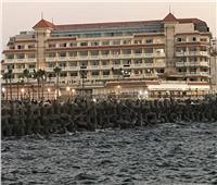 صور| القابضة للسياحة: افتتاح فندق اللسان برأس البر بعد أيام