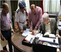 محافظ جنوب سيناء: سنضرب بيد من حديد لمن يحاول استغلال الركاب