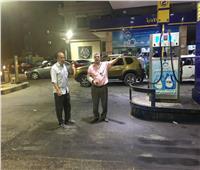 حملات ليلية مستمرة على محطات البنزين بمطروح