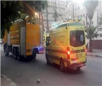 التفاصيل الكاملة لحادث حريق مستشفى الشاطبي الجامعي بالإسكندرية