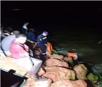 قوات الإنقاذ النهري تنتشل جثة شاب بعد غرقه بالبحيرة