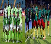 أمم إفريقيا 2019 | موعد مباراة نيجيريا والكاميرون والقنوات الناقلة