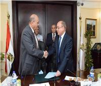توقيع بروتوكول تعاون مشترك بين وزارتي التموين وقطاع الأعمال العام