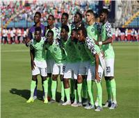 أمم إفريقيا 2019| تعرف على تشكيل نيجيريا لمواجهة الكاميرون