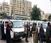 رئيسة مركز ميت غمر تتخفى بين المواطنين وتشتبك مع سائقي الأجرة