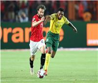 أمم إفريقيا 2019| انطلاقة الشوط الثاني من مباراة مصر وجنوب إفريقيا