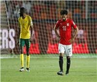 للمرة الأولى.. مصر لا تسجل في الشوط الأول بأمم إفريقيا 2019