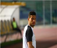 فيديو.. بكاء طارق حامد ومحمد الشناوي بعد خروج منتخب مصر