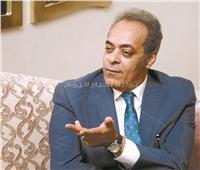 حوار  عميد «العلوم السياسية» بالسويس: 30 يونيو أنقذت العرب من خطر الإخوان