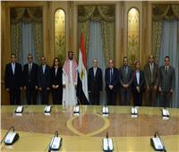 وزير الإنتاج الحربي يشهد توقيع مذكرة تفاهم مع شركة «نيوتن» السعودية